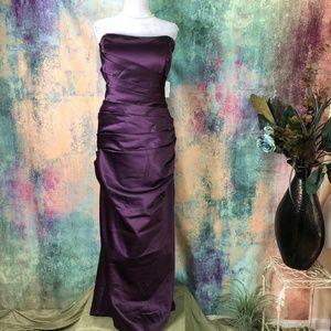💄NWT David's Bridal Amazing Prom-Bridesmaid Dress